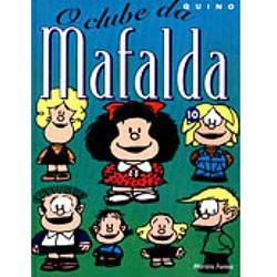 Livro - Clube da Mafalda, o