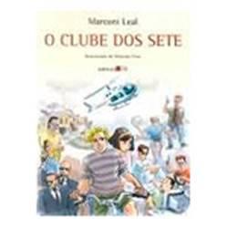 Livro - Clube dos Sete, o