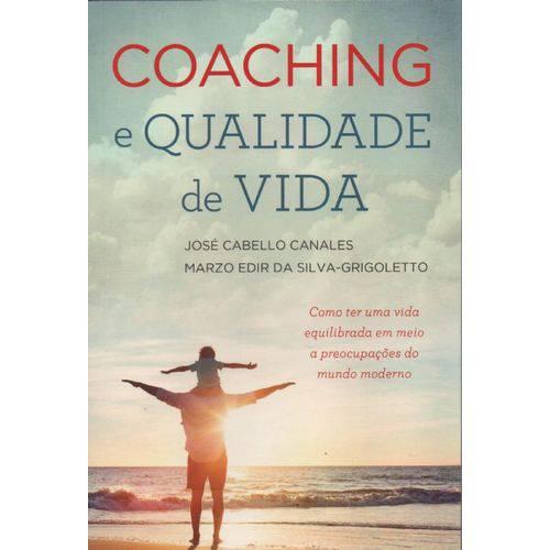Livro - COACHING e QUALIDADE DE VIDA
