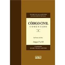 Livro - Código Civil Comentado - das Pessoas e dos Bens