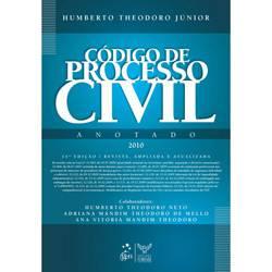 Livro - Código de Processo Civil Anotado