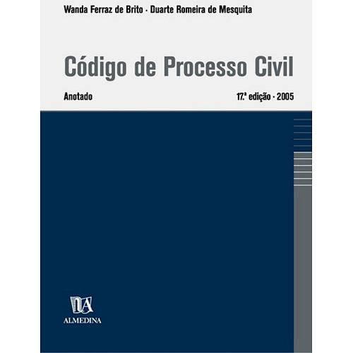 Livro - Código de Processo Civil - Anotado