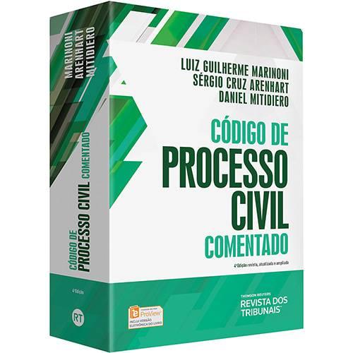 Livro: Código de Processo Civil Comentado