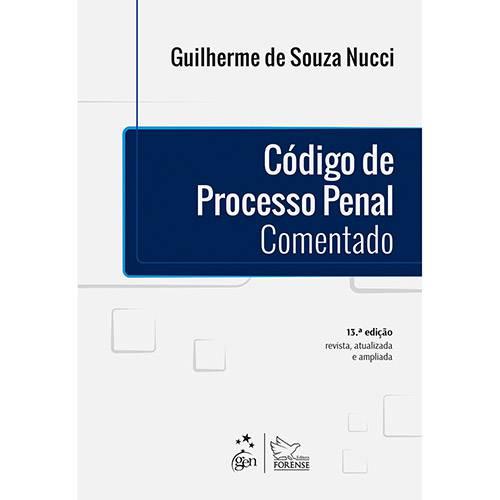 Livro - Codigo de Processo Penal Comentado