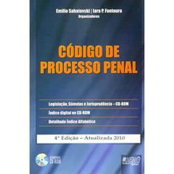 Livro - Código de Processo Penal