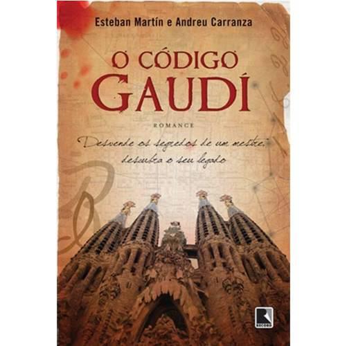 Livro - Código Gaudí, o