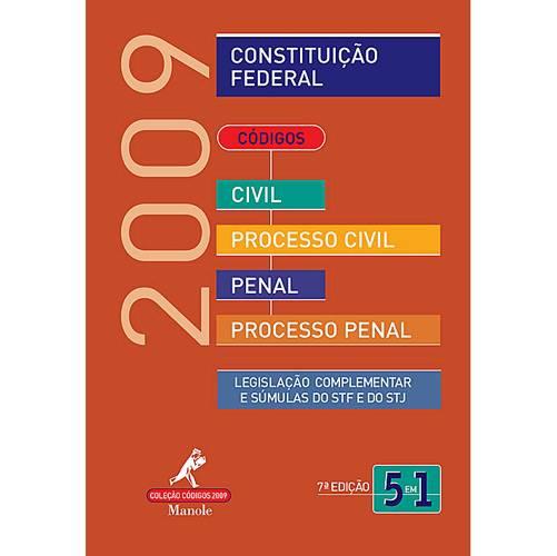 Livro - Códigos 5 em 1