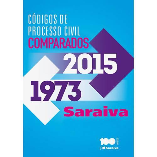 Livro - Códigos de Processo Civil Comparado - 2015