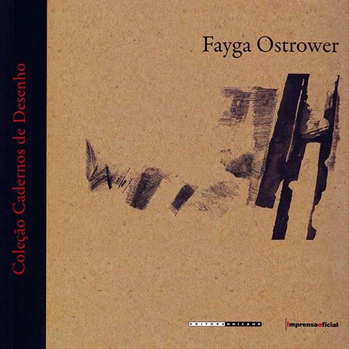 Livro - Coleção Cadernos de Desenho - Fayga Ostrower