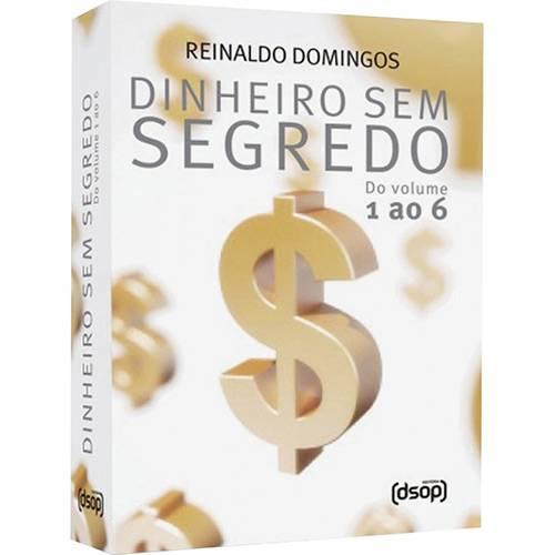 Livro - Coleção Dinheiro Sem Segredo - Parte 1 - Vol. 1 à 6