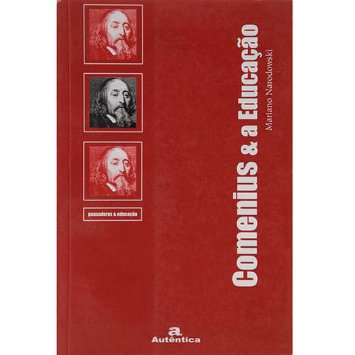 Livro - Comenius e a Educação