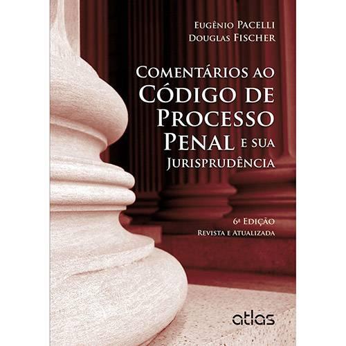 Livro - Comentários ao Código de Processo Penal e Sua Jurisprudência