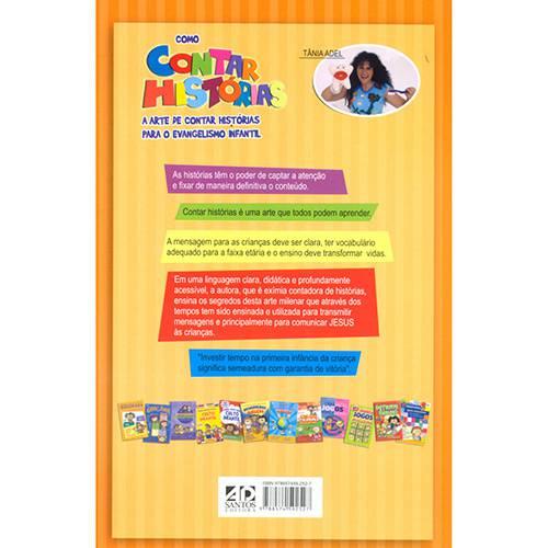 Livro - Como Contar Histórias: a Arte de Contar Histórias para o Evangelho Infantil