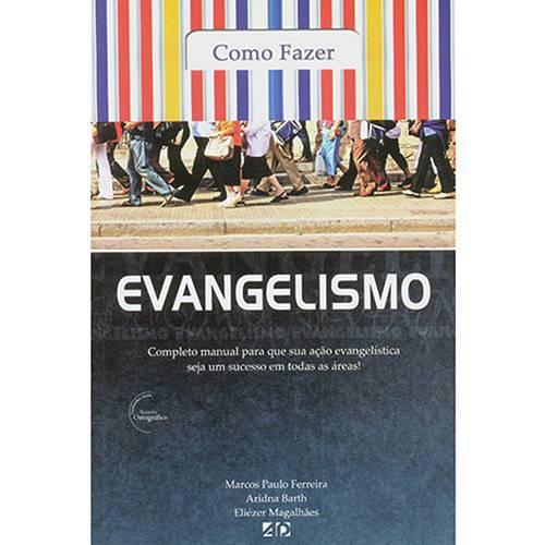 Livro - Como Fazer Evangelismo