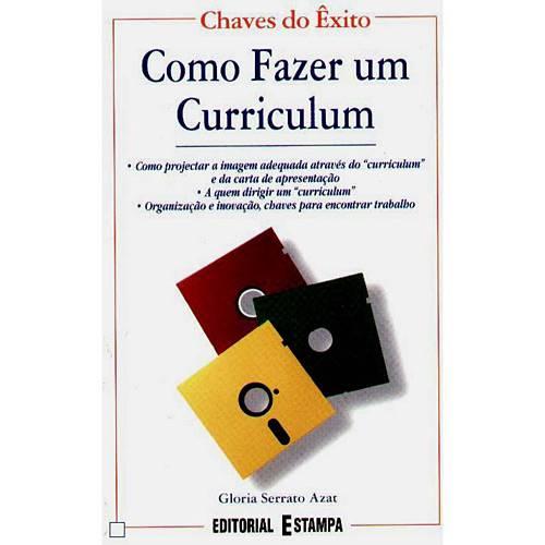 Livro - Como Fazer um Curriculum