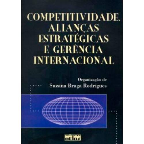 Livro - Competitividade, Alianças Estrategicas e Gerencia