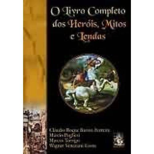 Livro Completo dos Herois, Mitos e