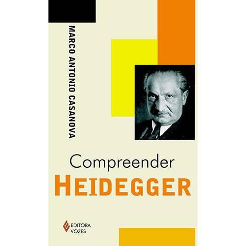 Livro - Compreender Heidegger