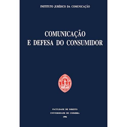 Livro - Comunicação e Defesa do Consumidor