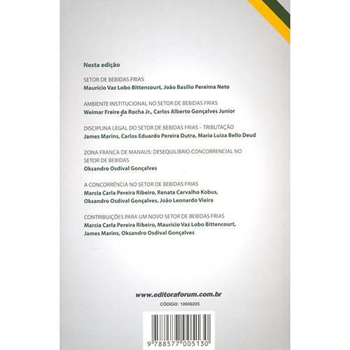 Livro - Concorrência e Tributação no Setor de Bebidas Frias - Manual de Bebidas Frias