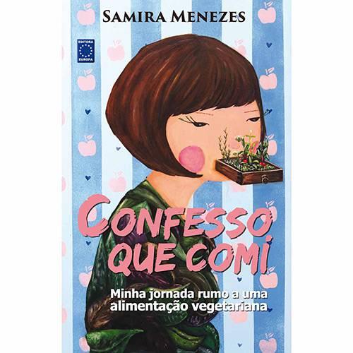Livro - Confesso que Comi