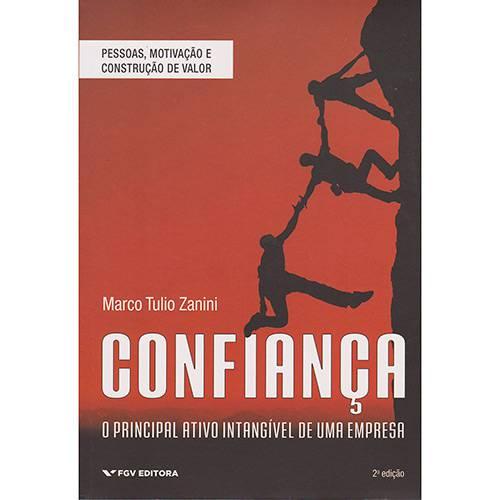 Livro - Confianca: Principal Ativo Intangível de uma Empresa