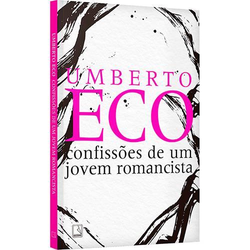 Livro - Confissões de um Jovem Romancista