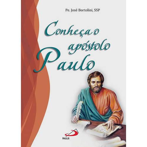 Livro - Conheça o Apóstolo Paulo