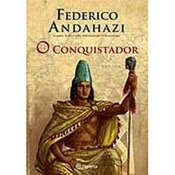 Livro - Conquistador, o