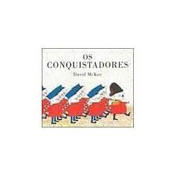 Livro - Conquistadores, os