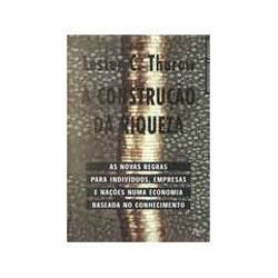 Livro - Construçao da Riqueza, a