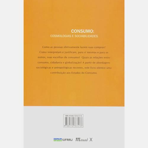 Livro - Consumo: Cosmologia e Sociabilidades
