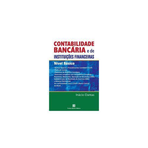 Livro - Contabilidade Bancária e de Instituições Financeiras - Dantas