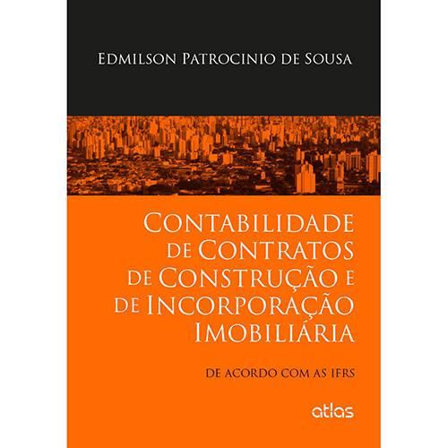 Livro - Contabilidade de Contratos de Construção e de Incorporação Imobiliária