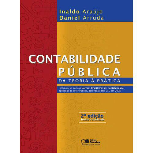 Livro - Contabilidade Pública : da Teoria à Prática