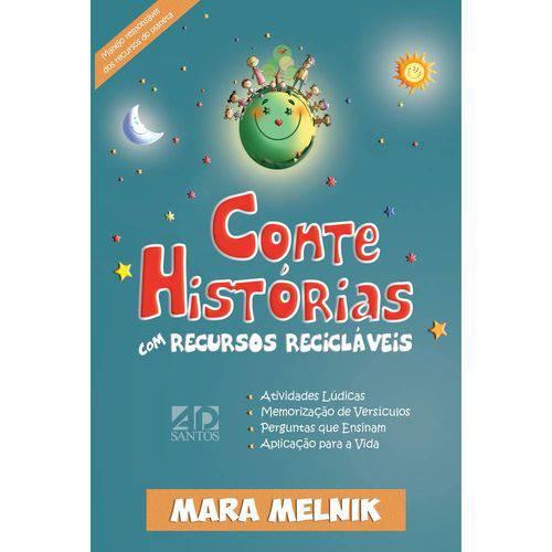 Livro - Conte Histórias com Recursos Recicláveis