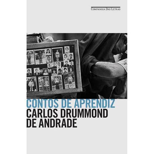 Livro - Contos de Aprendiz - Coleção Carlos Drummond de Andrade