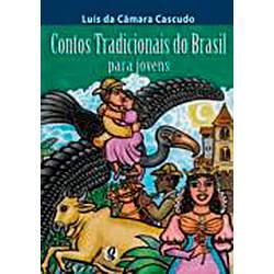 Livro - Contos Tradicionais do Brasil para Jovens