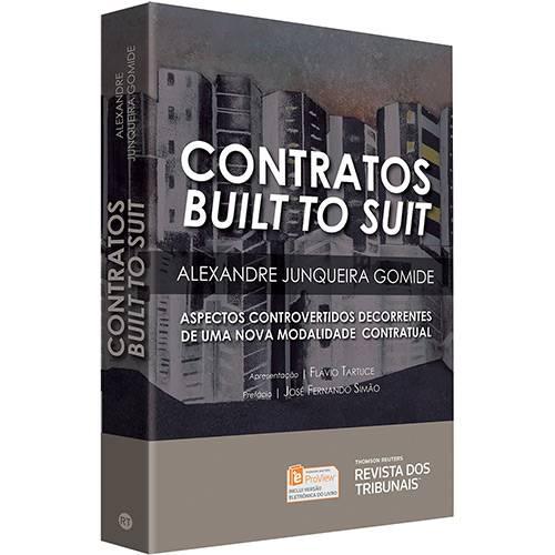Livro - Contratos Built To Suit