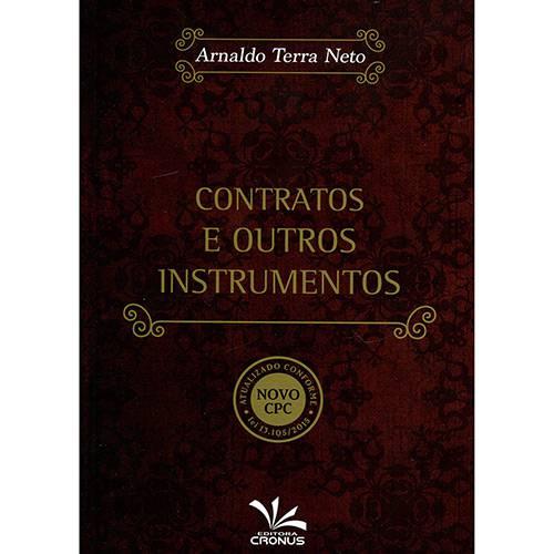 Livro - Contratos e Outros Instrumentos