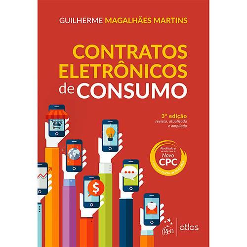 Livro - Contratos Eletrônicos de Consumo