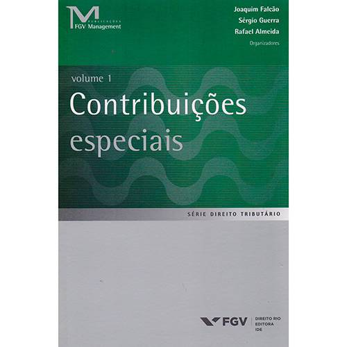 Livro - Contribuições Especiais