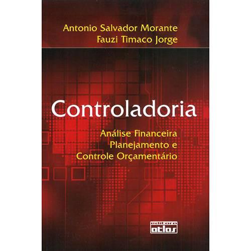 Livro - Controladoria - Análise Financeira, Planejamento e Controle Orçamentário