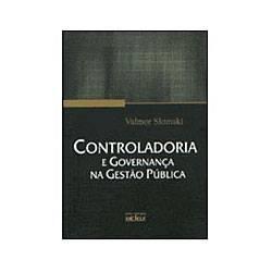 Livro - Controladoria e Governança na Gestão Pública