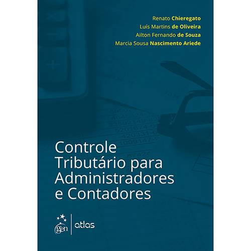 Livro - Controle Tributário para Administradores e Contadores