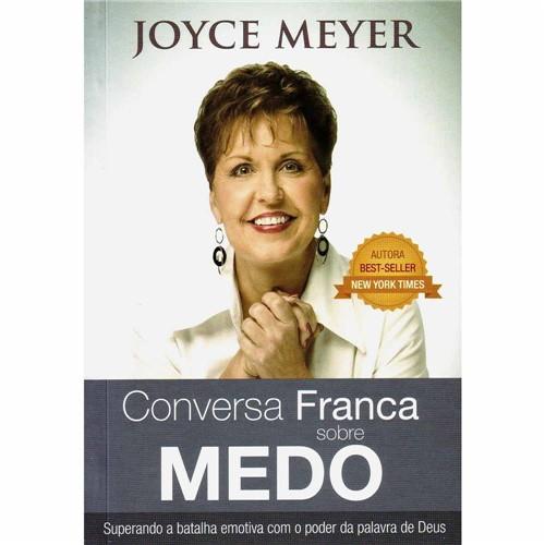 Livro - Conversa Franca Sobre Medo