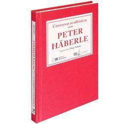 Livro - Conversas Acadêmicas com Peter Häberle