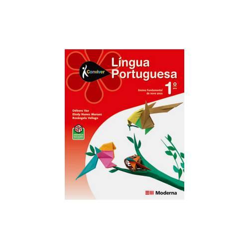 Livro - Conviver Português - 1º Ano