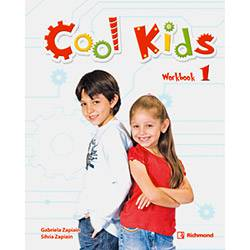 Livro - Cool Kids 1: Workbook