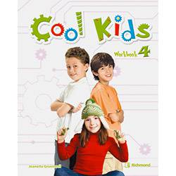 Livro - Cool Kids 4: Workbook